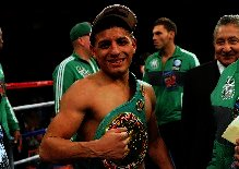 Mares  is No.4 at super bantamweight