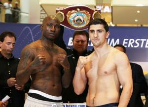 Afolabi and Huck weigh in