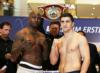 Huck, Afolabi make weight