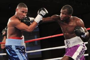 Nelson and Jhonson battle in Vegas