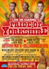 Pride Of Sheffield Weigh In