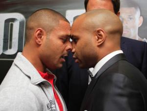 Brook and Jones go head to head