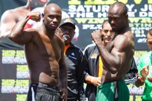 Tarver and Kayode Draw in Carson