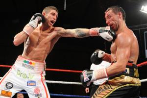 Rose To Challenge Andrade For WBO Crown