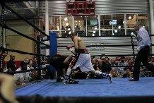 Ali And Santana Clash On Klitschko/Jennings Undercard