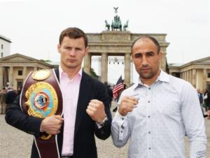 Stieglitz and Abraham battle in Berlin