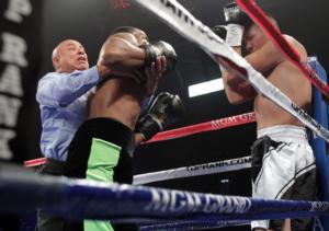 Jesse Hart vs Manuel Eastman