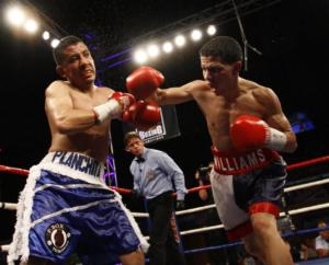 Rigoberto Casillas vs McWilliams Arroyo