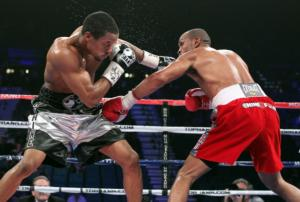 Bailey and Jones battle in Vegas
