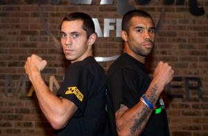Quigg and Munroe face off on Saturday