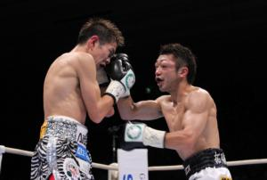 Ioka Claims WBA Flyweight Crown In Osaka