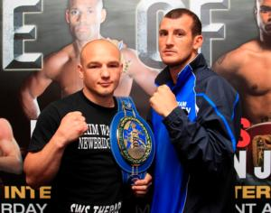 Rees And Matthews get ready for rematch