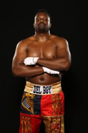 Chisora Aims To Put The Heat On Johnson