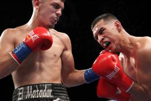 Caballero  Continues March Towards World Title Shot