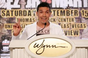 Martinez Promise To KO Chavez Jr.