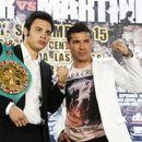 Martinez and Chavez trade insults in Las Vegas