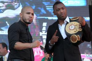 Cotto and Trout Battle in New York