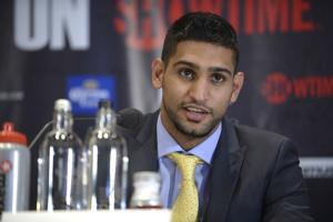 Khan Insists He Will Be At His Best Against Collazo