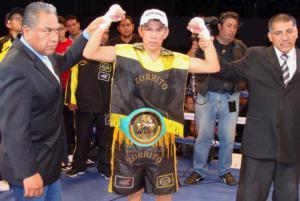 Zaleta Defeats Torres