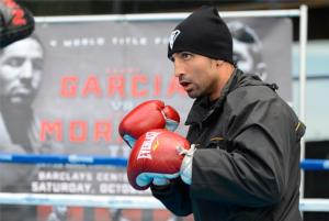 Brooklyn's Paul Malignaggi Defends WBA Title