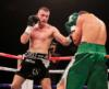 Cardle To Face Fox In Glasgow
