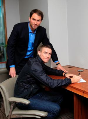 Smith Signs contract with Matchroom