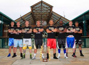 Prizefighter light middleweight line up