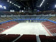LA Sports Arena - Inside View