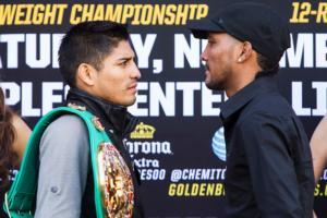 Mares and Moreno are ready for battle