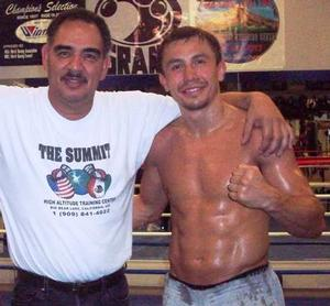 The Beast of Big Bear Lake, Gennady Golovkin