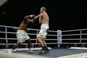 Helenius goes on the attack against Williams