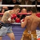Ricky Hatton Pays Tribute Muhammad Ali