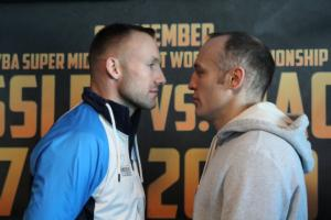 Kessler and Magee Face off