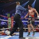 Marquez nails Pacquiao in round 6
