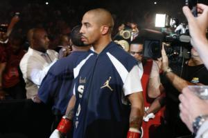 Ward walks toward victory over La Bomba