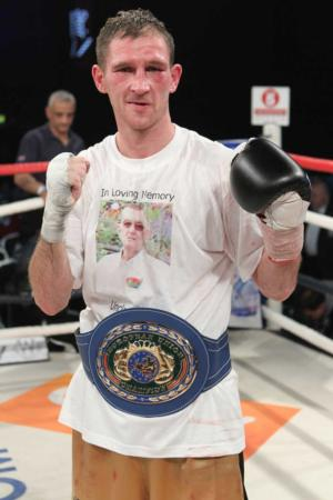 Daws Aims To Claim European Crown On Home Turf