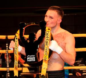 Glen Foot wins welterweight Prizefighter tournament