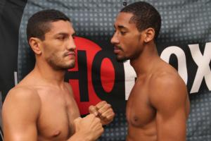 Hernandez and Andrade face off
