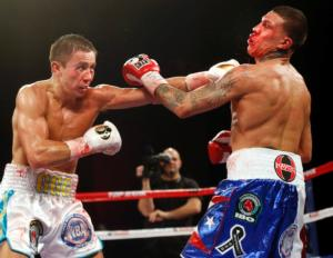 Is Gennady Golovkin ready to do this to Ward?