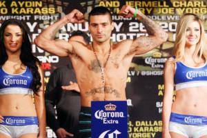 Matthysse weighs in