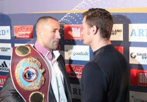 Abraham and Stieglitz face off in rematch