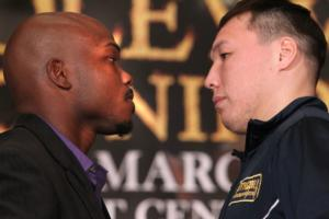 Bradley Faces Off With Provodnikov