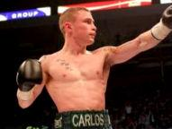 Carl Frampton moves on from his first defeat