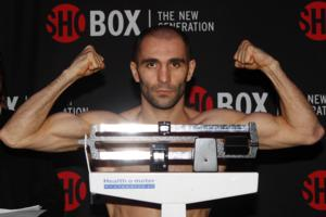 Hovhannisyan  faces Maicelo On July 11
