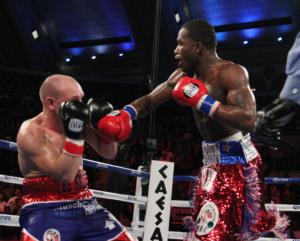 Broner takes it to Rees