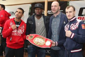 Dib,50 Cent, DiBella and