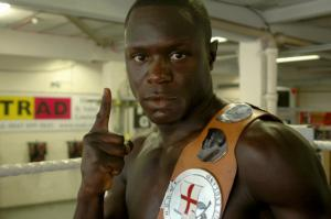 Ochieng is looking for a major title shot