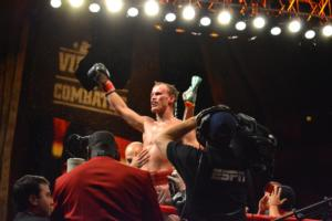 Gradovich makes a successful first title defense (Jill Bonnett)