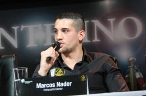 Nader has his say on Tuesday