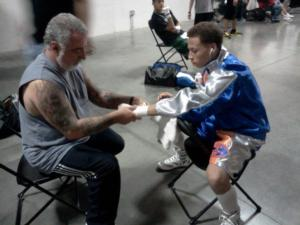 Amateur Hopeful Delivers: Williams Captures NE Golden Gloves Title